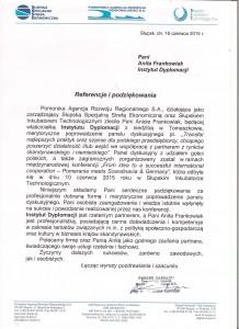 Pomorska Agencja Rozwoju Regionalnego S.A.